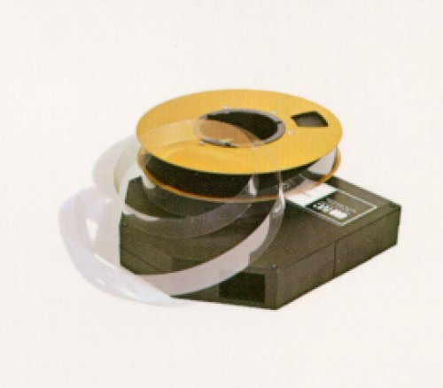 VCR-100: 1 inch tape and a